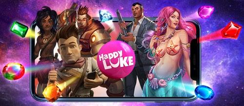 Sòng bạc HappyLuke phiên bản di động