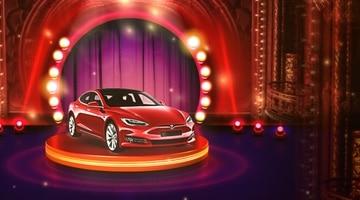 Siêu Xe TESLA Model S!